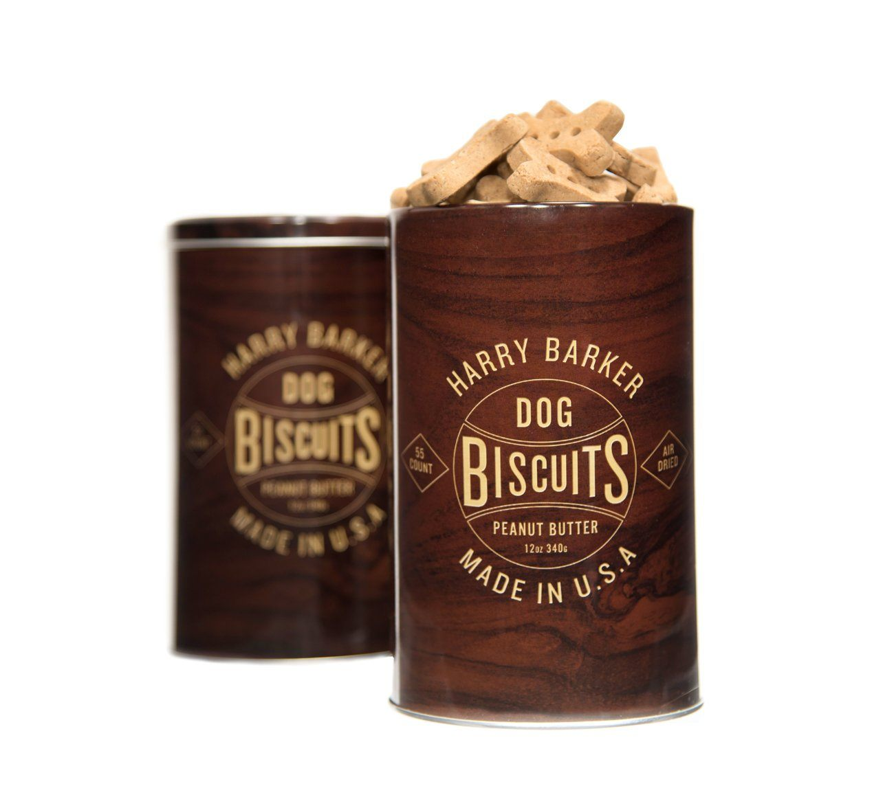 Dog Treats & Tins - Clubhouse Biscuit Tin