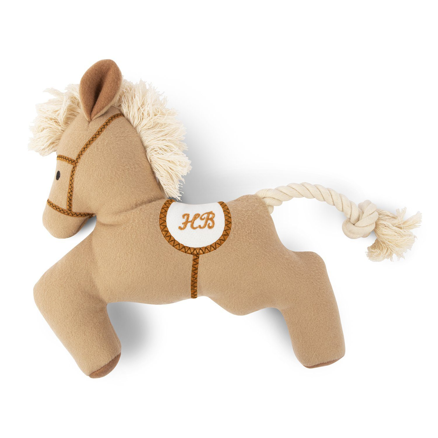 Plush Toy - Racing Horse Dog Toy