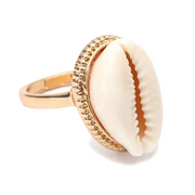 Bella Shell Ring