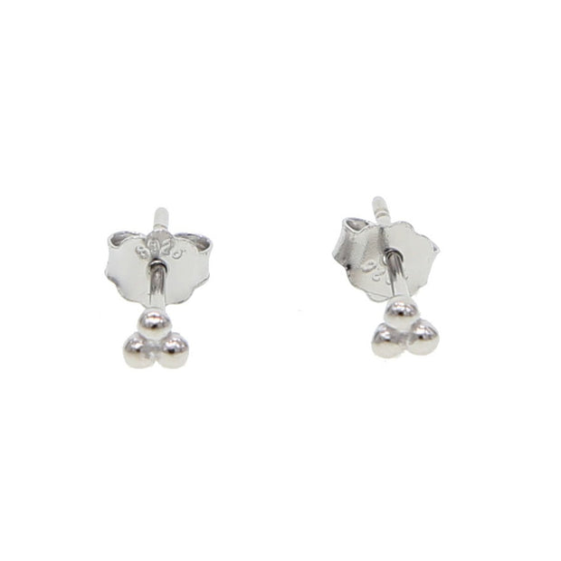 Gaia Sterling Silver Earrings