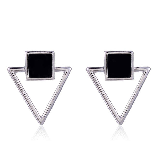 Triangolo Earrings