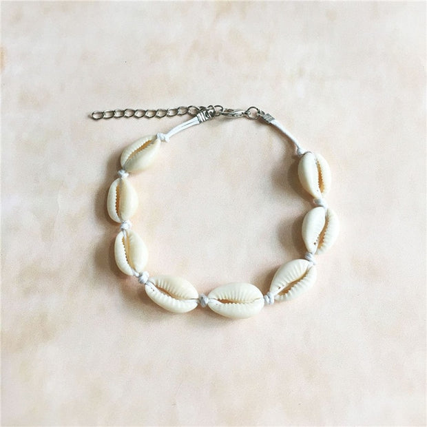 Donna Shell Anklet