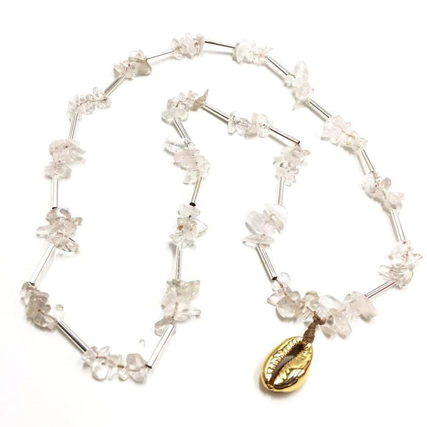 Emanuelle Shell Necklace