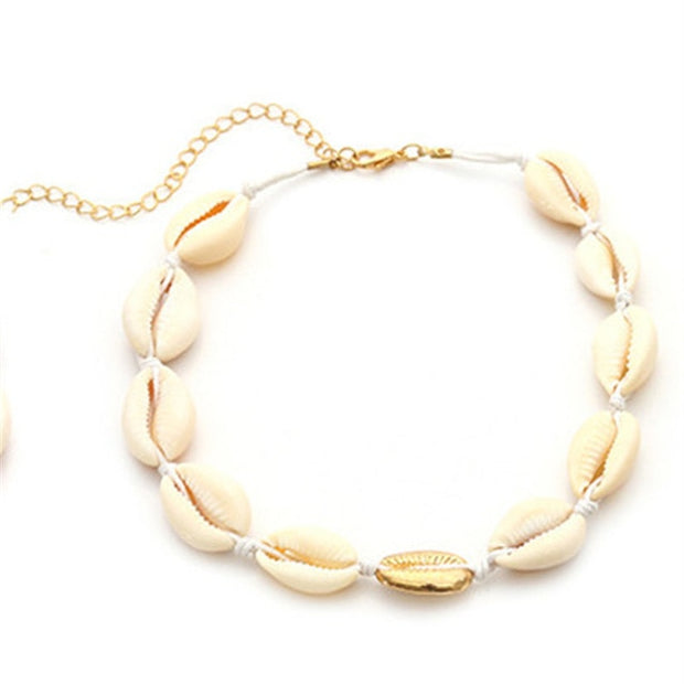 Melissa Shell Necklace