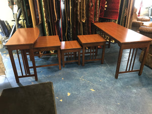 Beautiful Living Room Set of Tables and TV Cabinet Table
