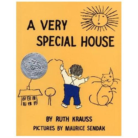 Ruth Krauss, Illustrated by Maurice Sendak | A Very Special House