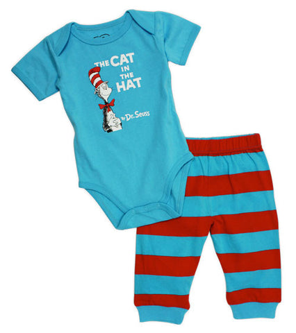 Cat in the Hat Pajamas