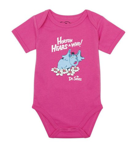 Horton Hears a Who Short-Sleeved Onesie
