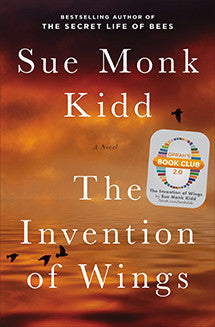 Sue Monk Kidd | The Invention of Wings