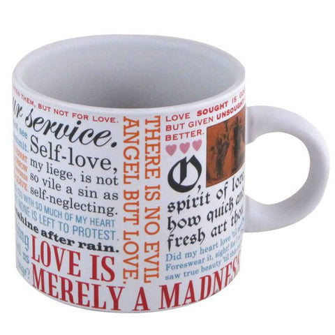 Shakespearean LOVE Mug