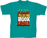 Children's 2011 Philadelphia Book Festival Tee