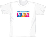 "Children's ""I'm a little Dickens"" Tee"