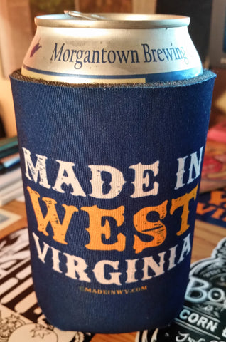 West Virginia Likes to Party Koozies