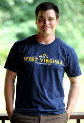 Made In West Virginia T Shirt