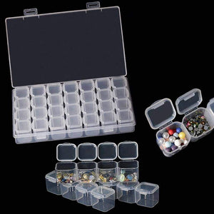 28 Piece Storage Box