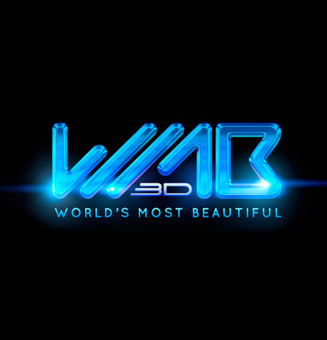 WMB 3D: World's Most Beautiful