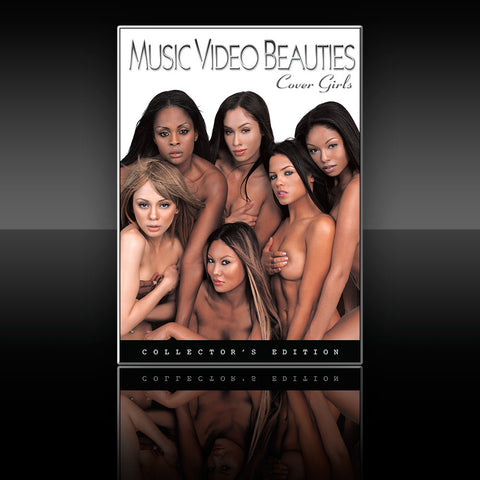 Music Video Beauties: Cover Girls DVD<br/>Starring Jenna Dewan, Tanee McCall<br/>RARE!! Less than 10 copies left!