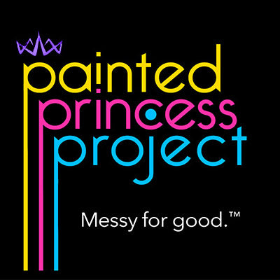 painted princess project - Messy for good.™