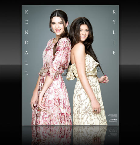 "Kendall & Kylie Jenner - Special Edition 16""x20"" Wall Poster"