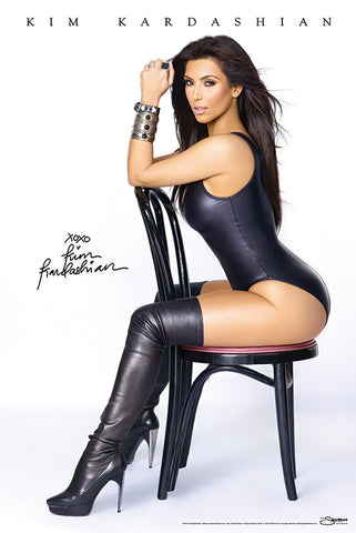 Kim Kardashian: 2-Poster Collector's Set