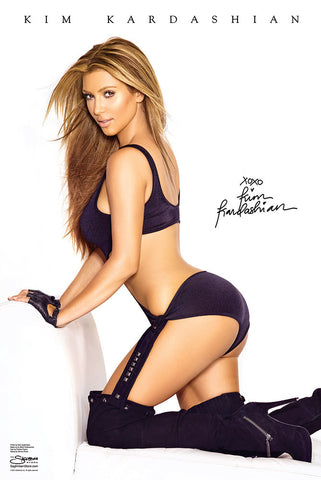 "Kim Kardashian - Special Edition Blonde 24""x36"" Wall Poster"