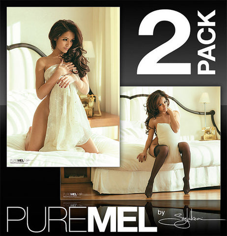 PURE MEL by Saglimbeni: Posters 3 & 4 <br /><b>* Signed Posters Available!</b>