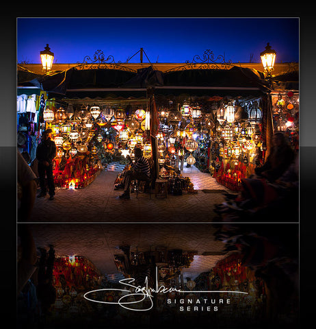 Night Magic in Marrakech