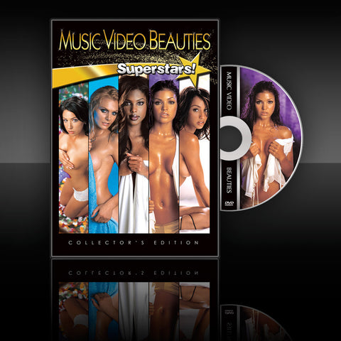 Music Video Beauties: Superstars DVD<br/>Starring Lanisha Cole, Sandra McCoy, Paige Peterson & more!