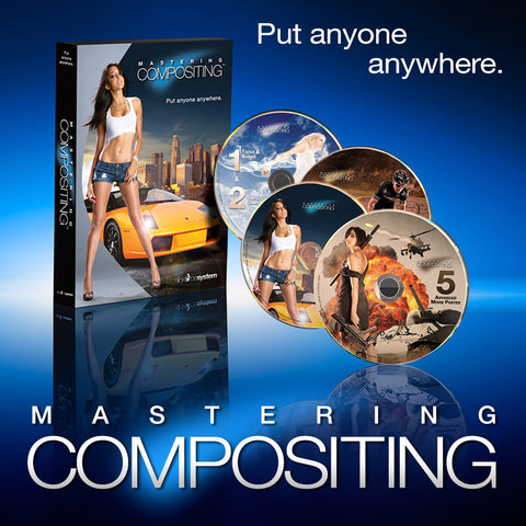 Mastering Compositing™ - 5 Levels</br> Download or DVD Box Set