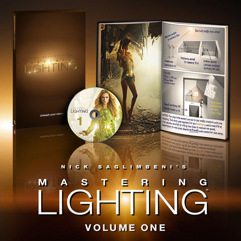 Mastering Lighting: Volume One - Download or Box Set