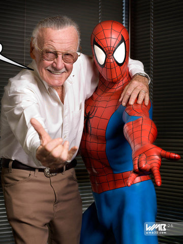 WMB 3D: Stan Lee & Superman