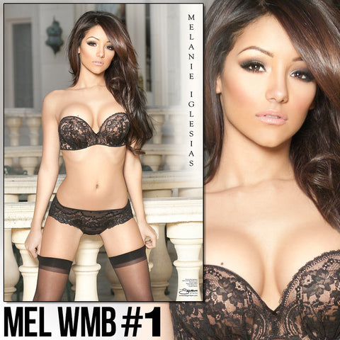 "Melanie Iglesias 24""x36"" WMB Wall Poster <b>* Signed Poster Available!</b>"