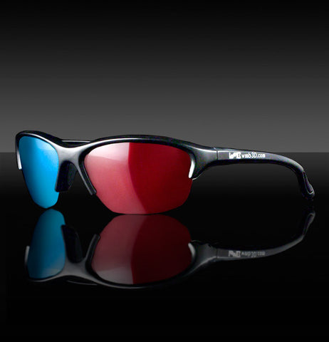 WMB 3D VIP Sport Glasses - Premium Optical Viewing