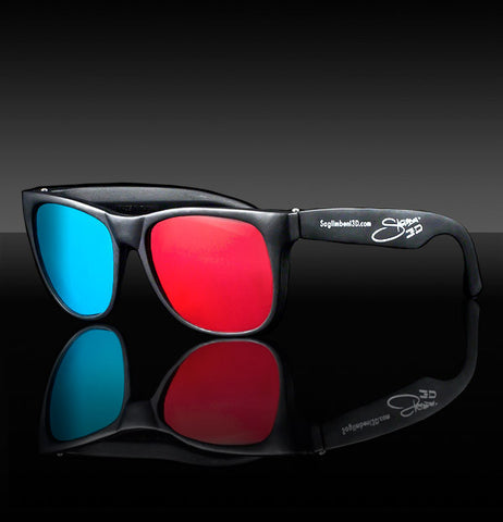 WMB 3D VIP Glasses - Premium Optical Viewing