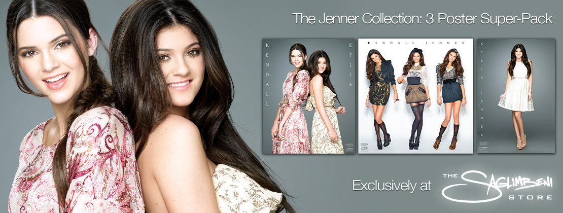 Kardashian - Jenner Poster Collection