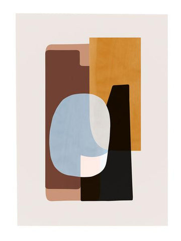 Abstraction Poster by Ferm Living