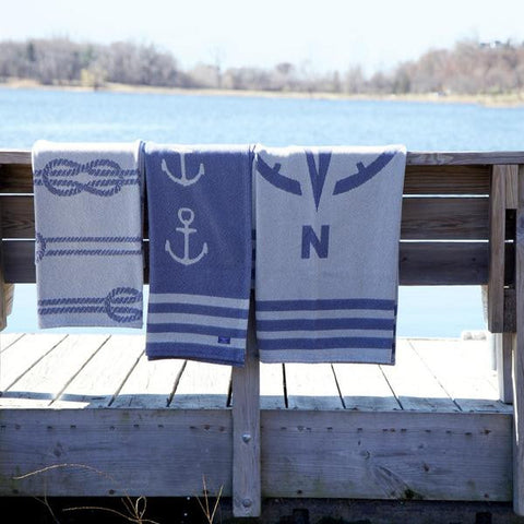 Nautical Cotton Throws design by Faribault