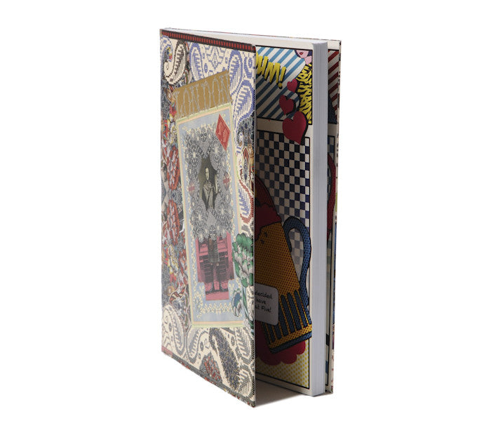 London Notebook design by Christian Lacroix