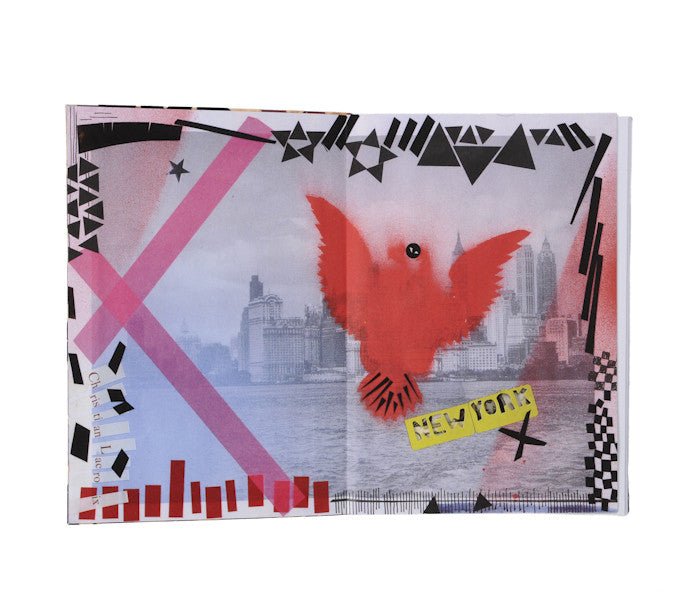 New York Notebook design by Christian Lacroix