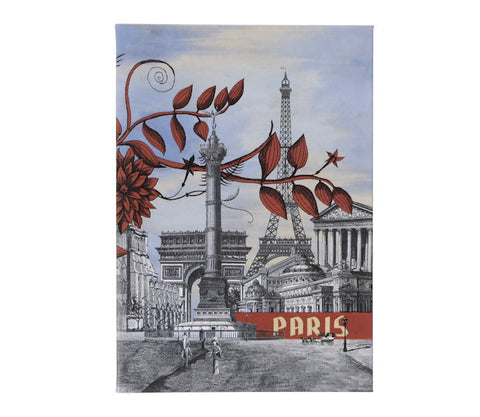Paris Notebook design by Christian Lacroix