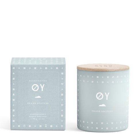 ØY Scented Candle by Skandinavisk