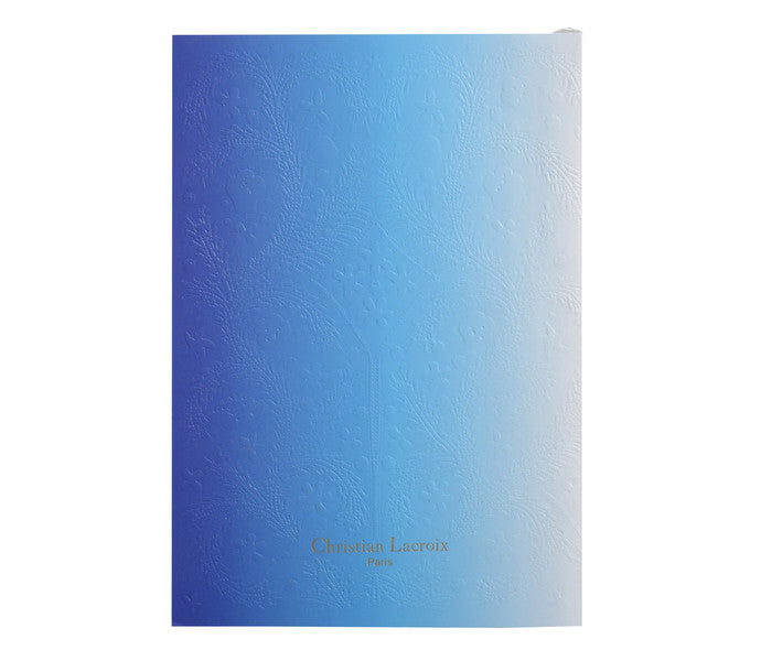 Paseo Neon Blue Notebook