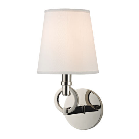 Malibu 1 Light Wall Sconce by Hudson Valley Lighting