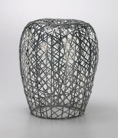 Open Grid Stool design by Cyan Design