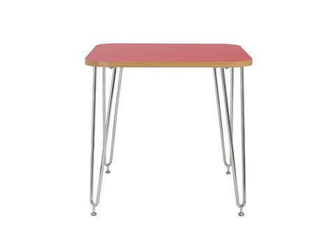 Hanh Activity Table in Red design by Euro Style