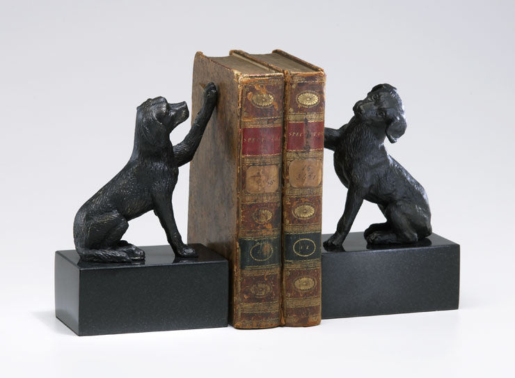 Dog Bookends design by Cyan Design