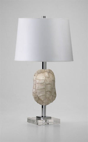 Tortoise Shell Table Lamp design by Cyan Design