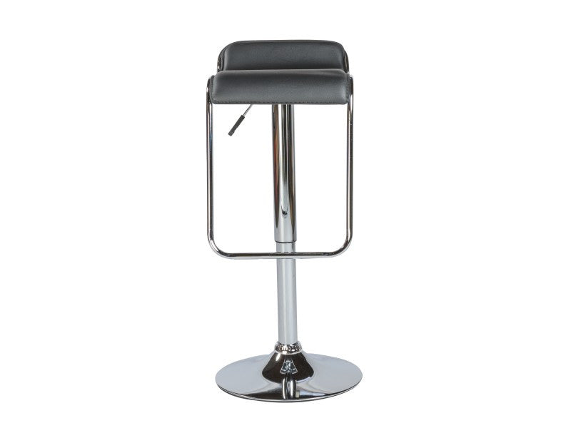 Furgus Bar Counter Stool in Black design by Euro Style