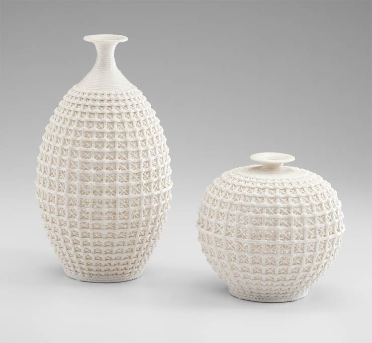 Diana Vase in Assorted Sizes design by Cyan Design