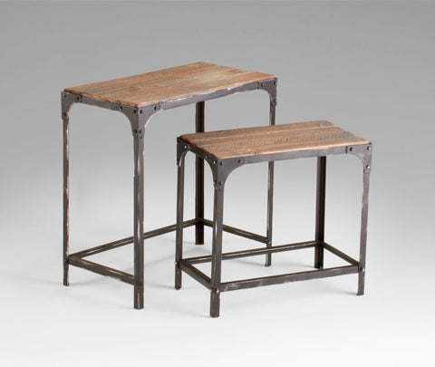 Winslow Nesting Tables design by Cyan Design
